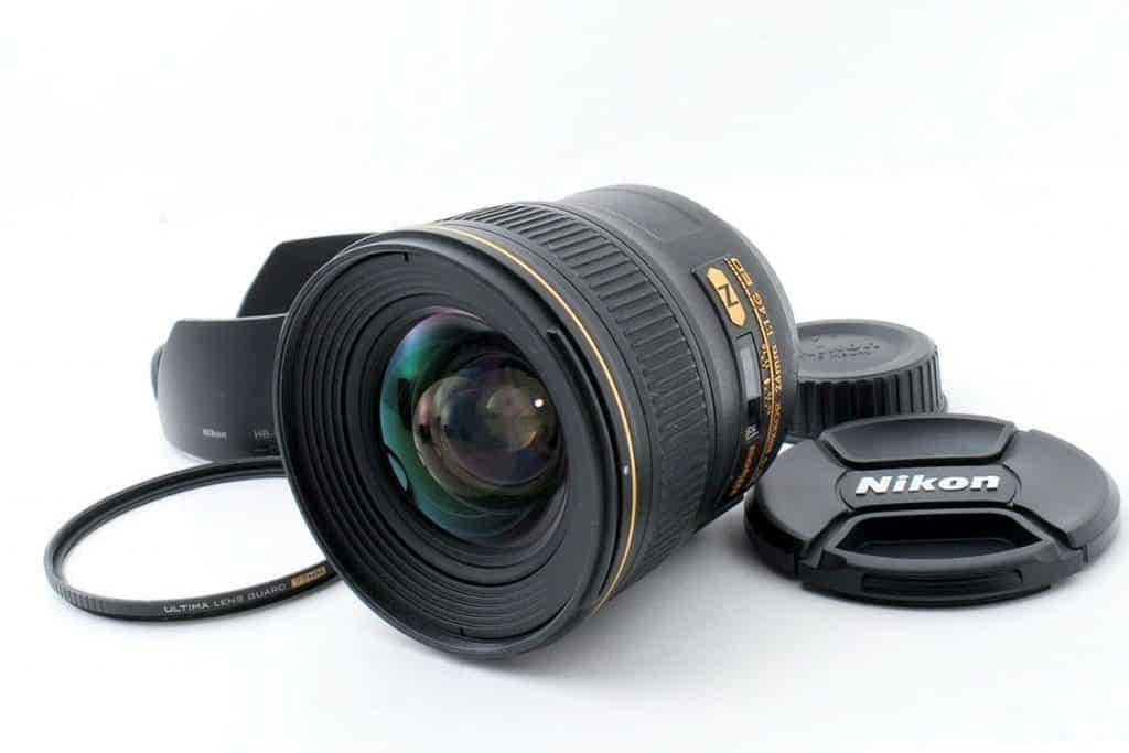 Nikon AF-S FX NIKKOR 24mm f/1.4G ED
