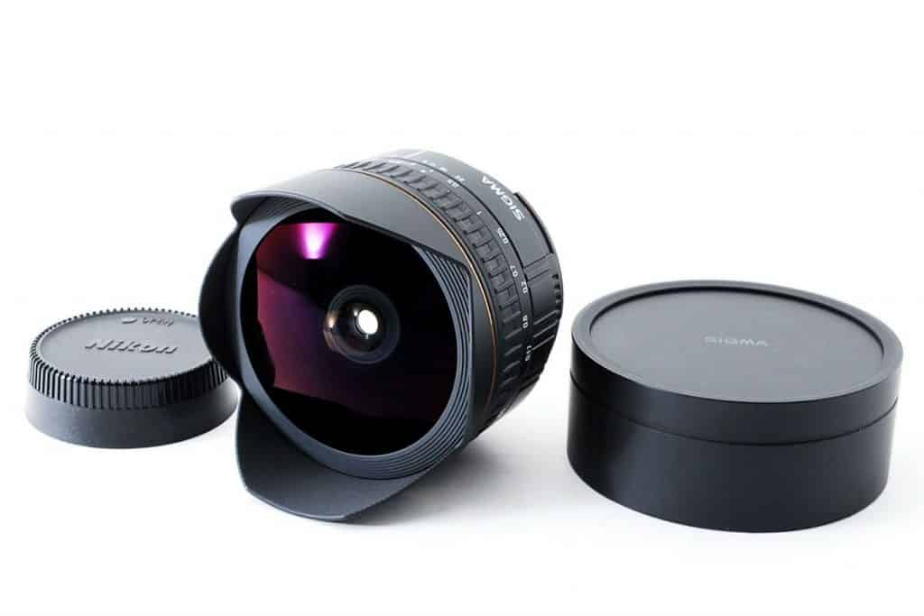 Sigma 15mm f 2.8 lens for nikon