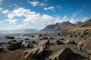volcanoes in south east iceland