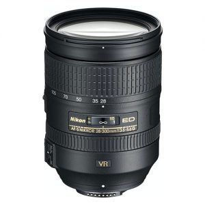 Nikon NIKKOR 28-300mm f/3.5-5.6 AS G SWM AF-S VR ED