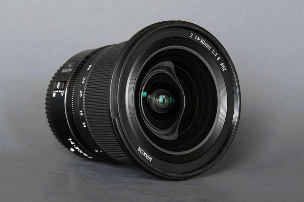 Nikon Z 14-30mm Wide angle lens