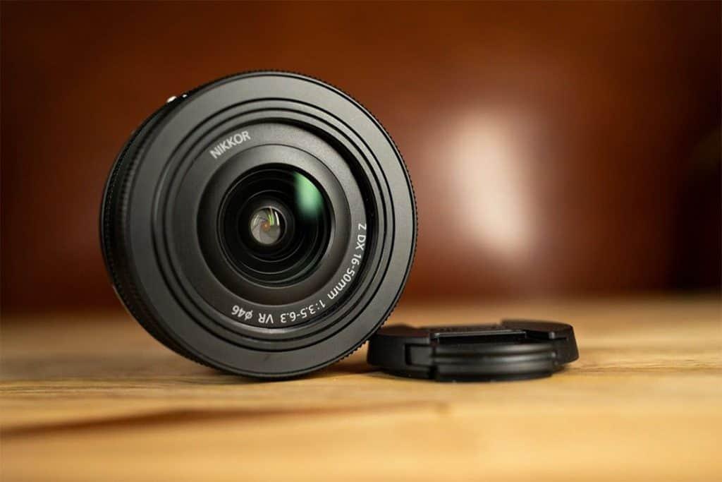 Nikon NIKKOR Z DX 16-50mm f/3.5-6.3 VR Wide Angle Pancake Lens