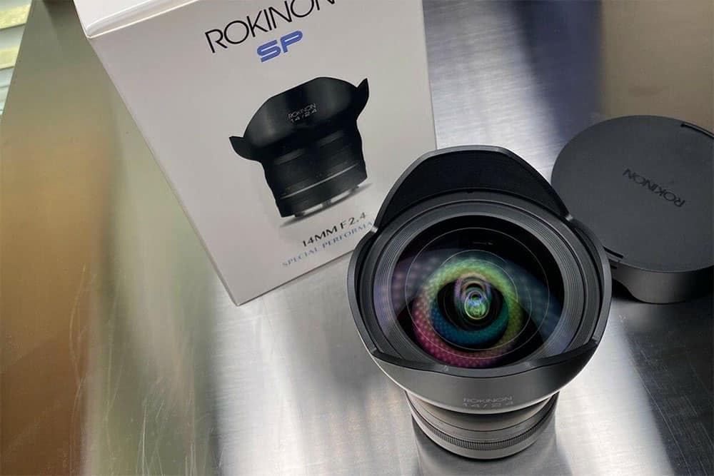 Rokinon SP 14mm f/2.4
