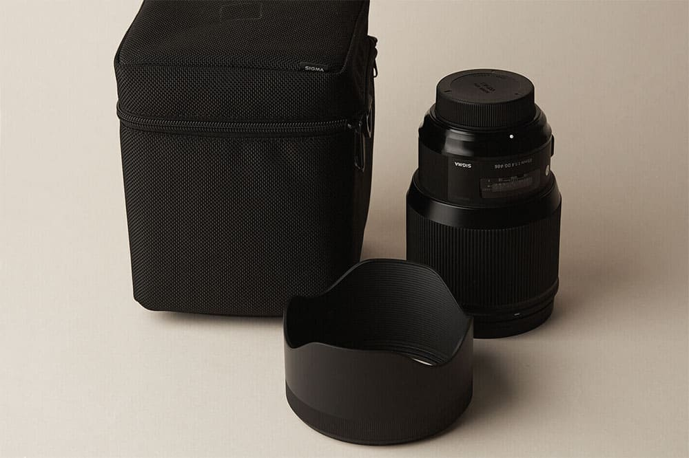 Sigma 50mm f/1.4 HSM DG Art Lens