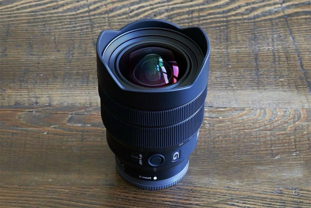 Sony FE 12-24mm F/4 G Lens MODEL SEL1224G