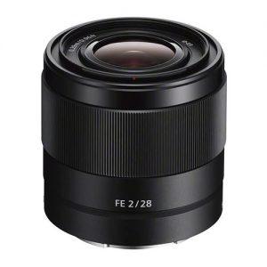 Sony SEL28F20 FE 28mm f/2