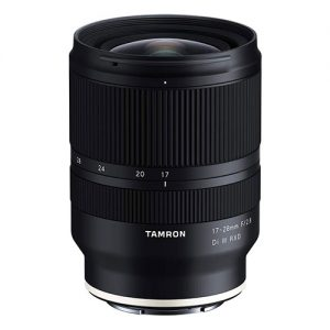 Tamron 17-28mm for sony fe