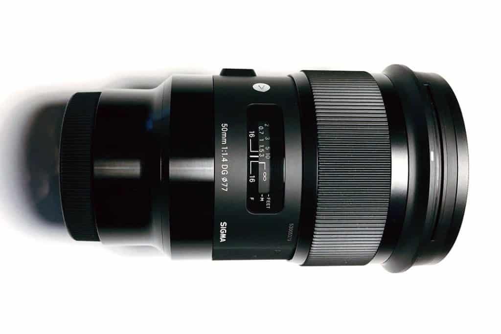 sigma 50mm F1.4 Art DG HSM