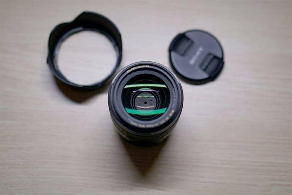 35 mm f 1.8 sony lens