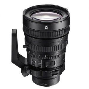 sony 28-135mm lens