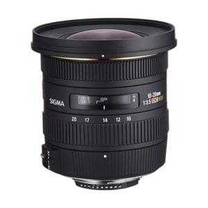 sigma 10-20mm nikon full frame lens