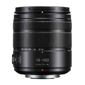 Panasonic Lumix G Vario 14-140mm Telephoto Zoom Lens