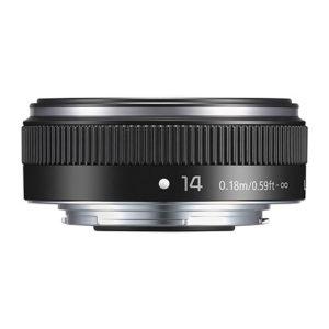 Panasonic Lumix G II 14mm f/2.5