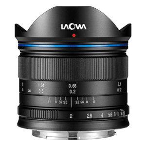 laowa 7.5mm f2.0 lens
