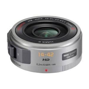 Panasonic 14-42mm F/3.5-5.6 Lumix GX Vario Power OIS Zoom Lens