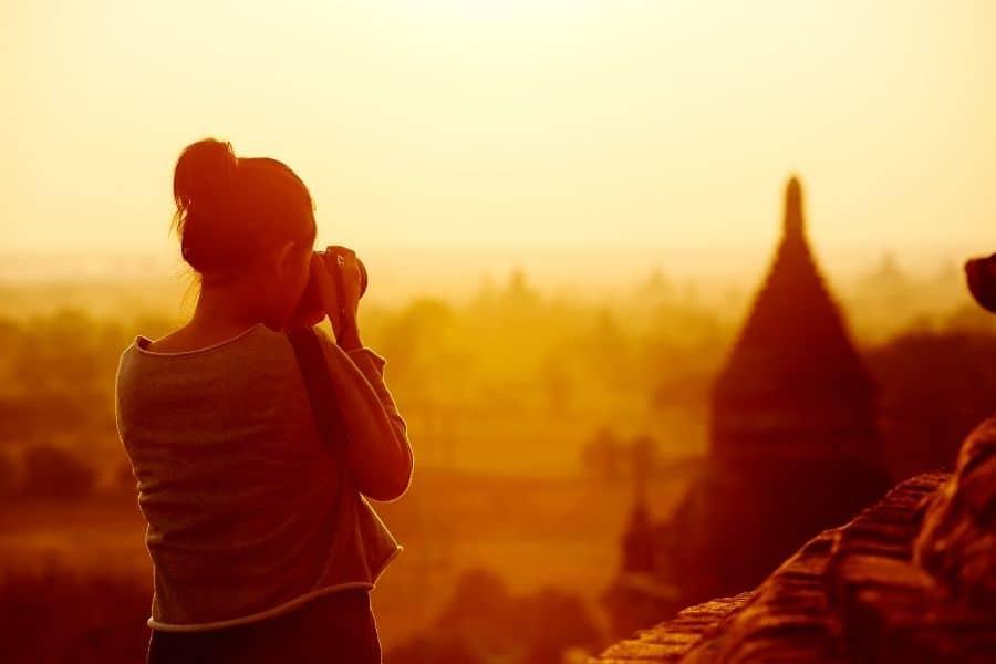 travel photographer in myanmar