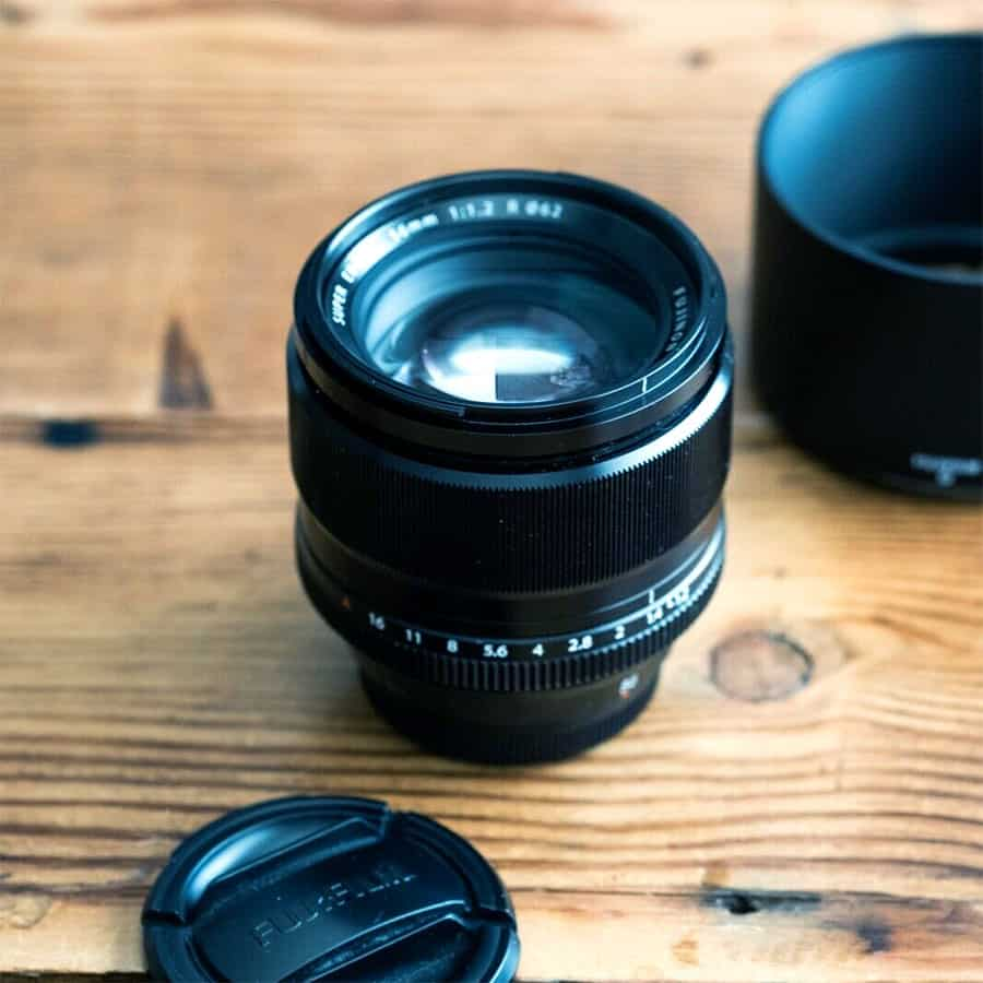 fujinon 56mm lens