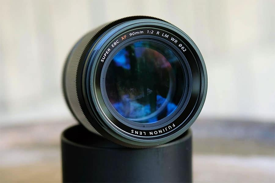fujifilm xf 90mm f2.0 prime lens