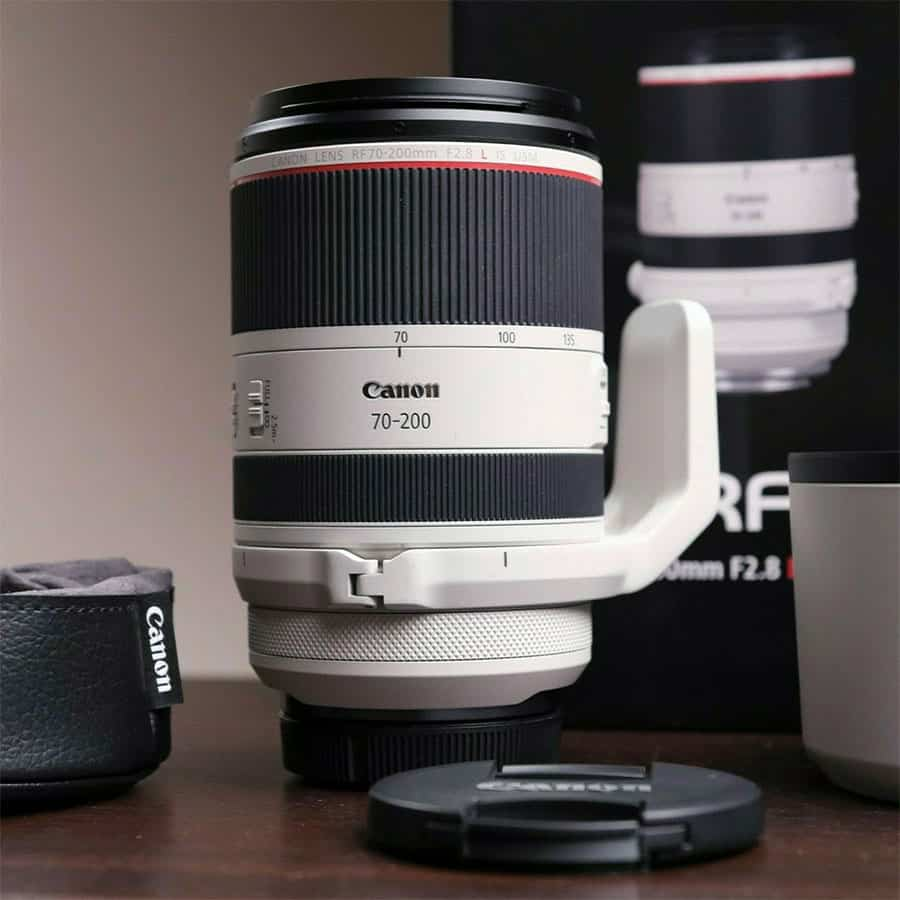 canon rf 70-200 f2.8 telephoto zoom