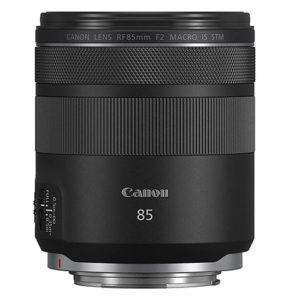 canon rf 85mm f2 macro lens