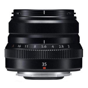Fujifilm XF 35mm F/2 R WR Lens