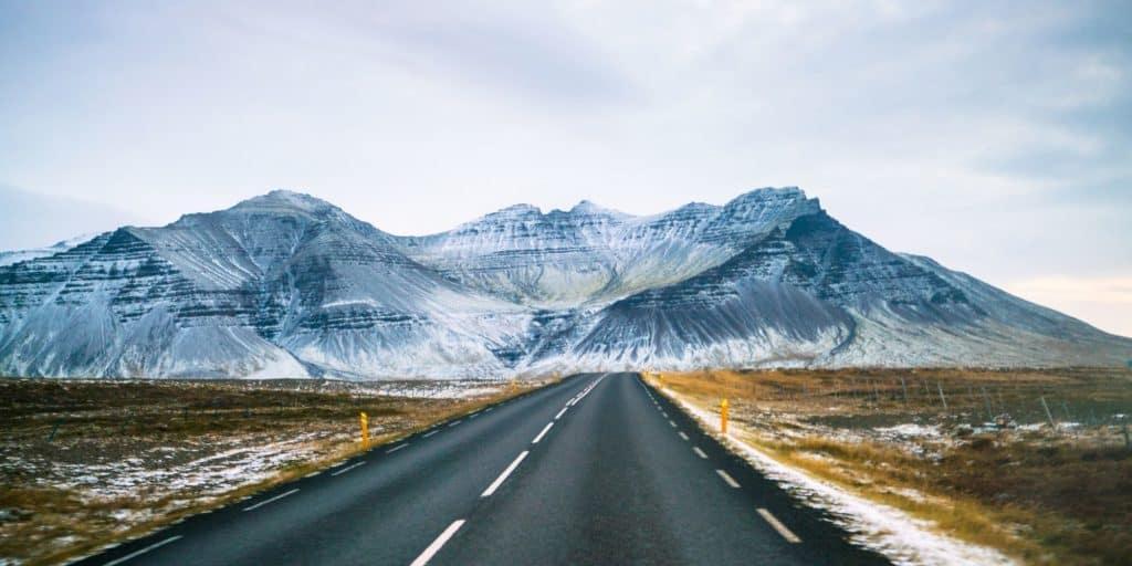 landscape photograph shot with rf lenses
