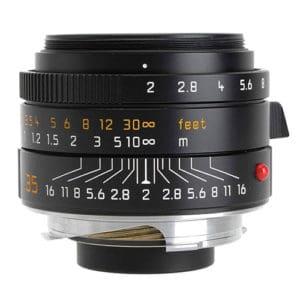 Leica summicron M 35MM LENS