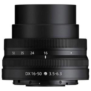 Nikkor Z 16-50mm lens