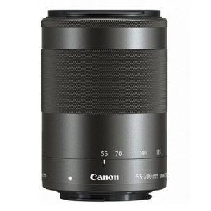 Canon EF-M 55-200mm f/4.5-6.3 Image Stabilization STM Lens