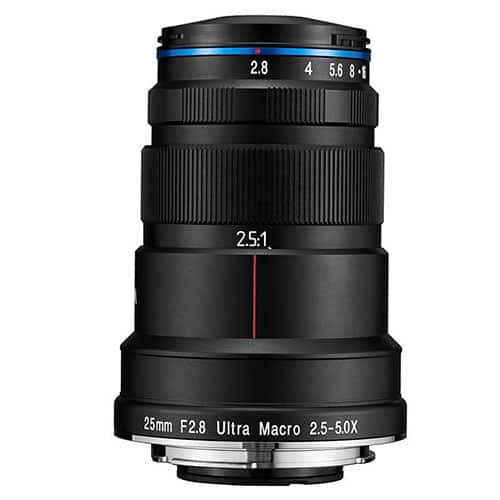 laowa 25MM F2.8 lens for sony