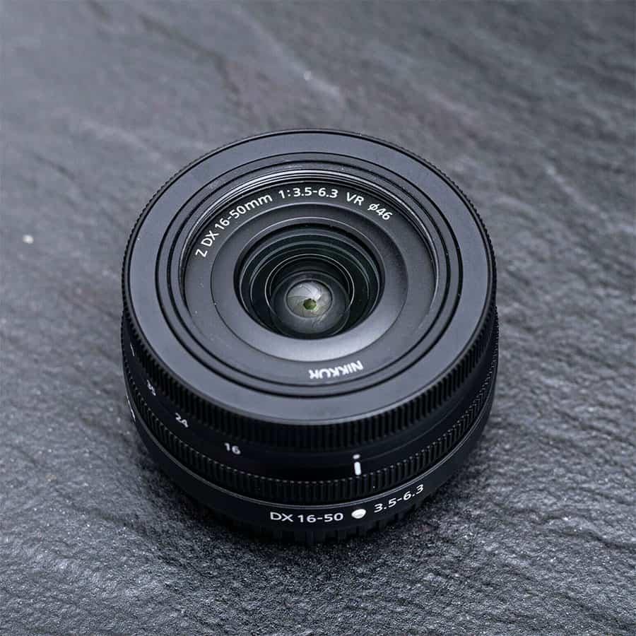 Nikon NIKKOR Z DX 16-50mm f/3.5-6.3 VR Wide Angle Lens