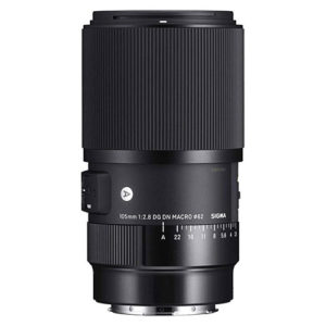 Sigma 105mm F2.8 DG DN Macro Art lens (Sony E-mount)