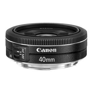 Canon Cameras US 6310B002 EF 40mm f/2.8 STM Lens