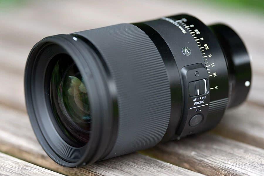 sigma 35mm f1.2 art lens for sony cameras