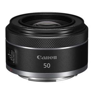 Canon RF50mm F1.8 STM for Canon Full Frame Mirrorless RF Mount Cameras