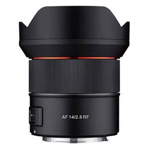 Samyang AF 14mm F2.8 Wide Angle Auto Focus Full Frame Weather Sealed Lens for Canon RF Mount