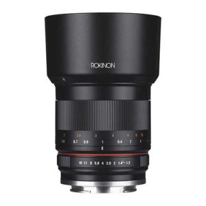 rokinon 50mm f1.2 for fuji