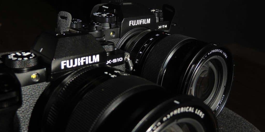 fuji xs10 cameras
