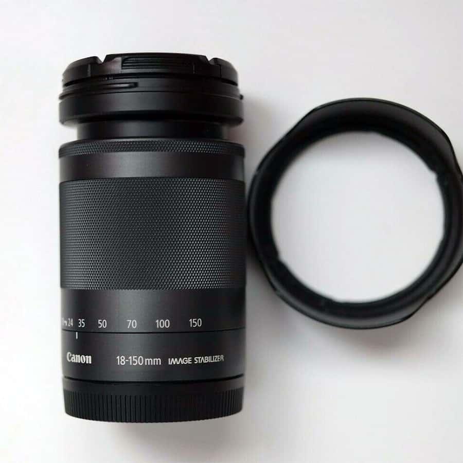 ef-m 18-150mm