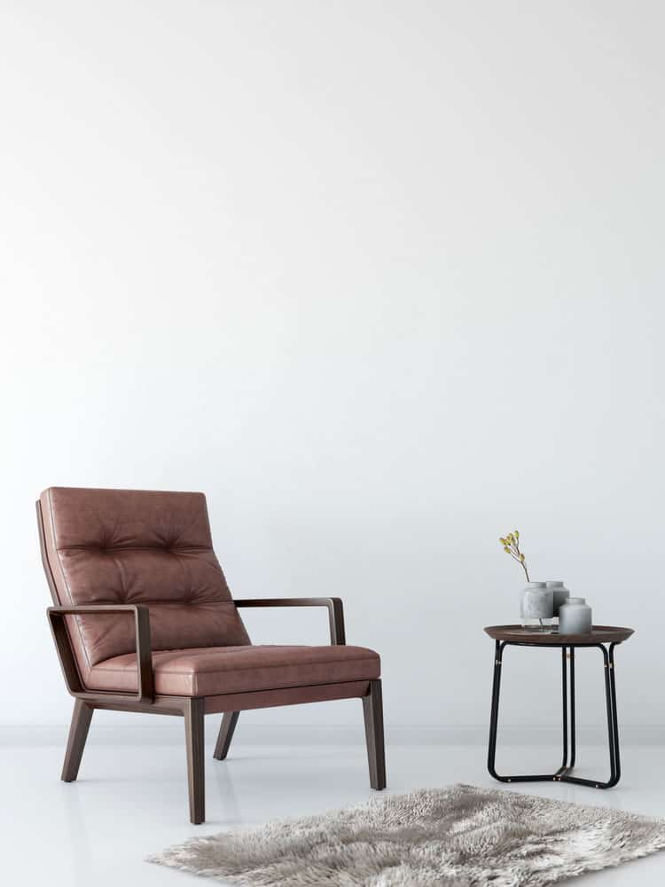 example of furniture photography