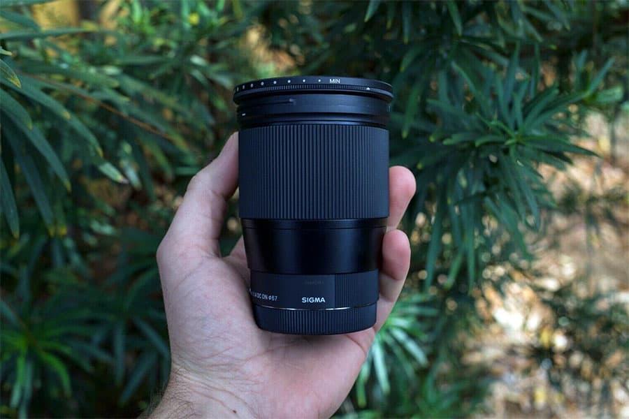 sigma 16mm 1.4 for ef-m mount